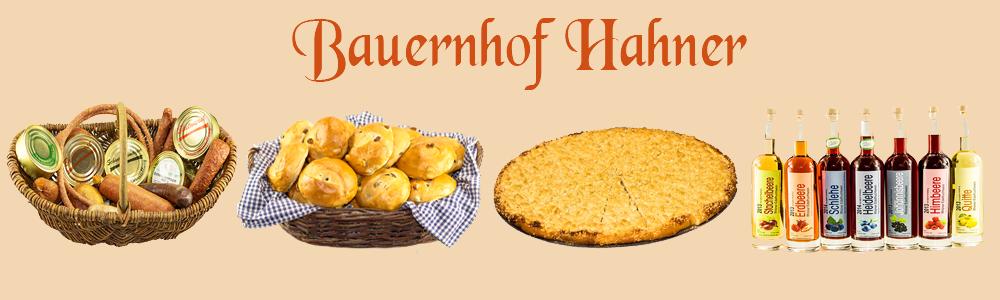 Bauernhof Hahner Logo